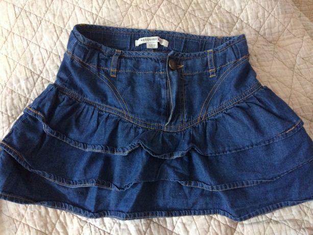 Spódnica firmy Reserved jeans