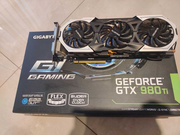 Gigabyte GTX 980ti Gaming G1