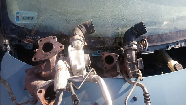Mazda 2.0.  турбіна .RF-4 RF-2 Топливна форсунки