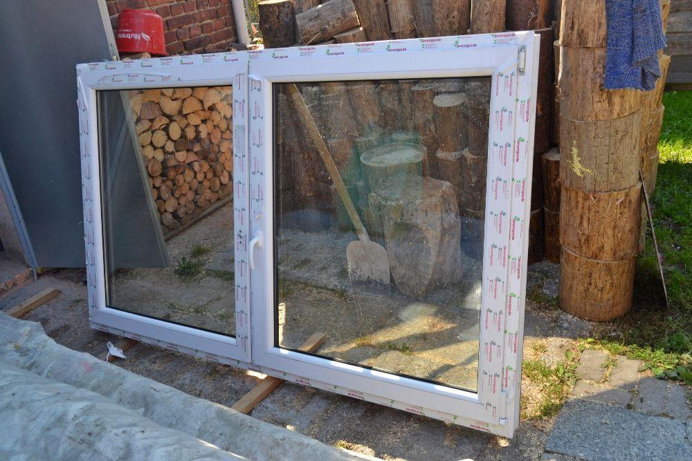 Okno Dwuskrzydłowe 125 x 210 Pobiedna - image 1