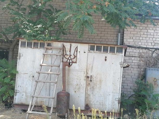 БУТИК металлический для гараж-склад