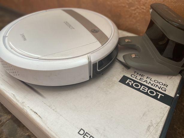 СКИдка!!! Пылесос робот Deebot