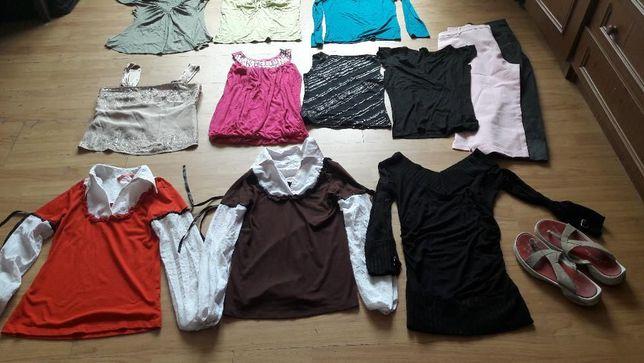 _Zestaw_paka odzieży dla kobiety roz.M/L_