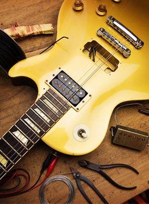 Швидкий ремонт музикальних інструментів