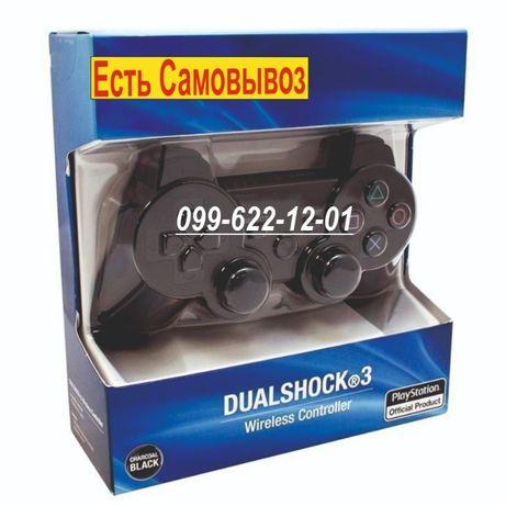Джойстик Геймпад для PS3 DoubleShock 3 Пс 3 Джостик беспроводной.