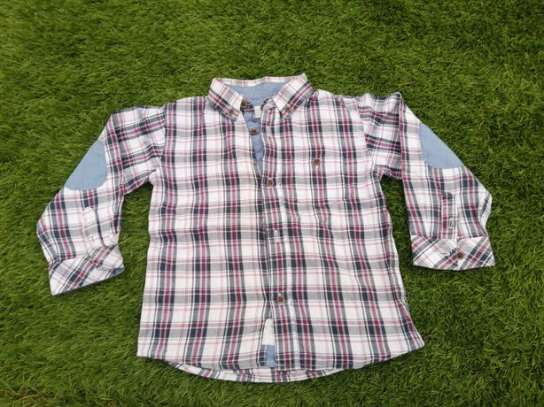 Camisas 12/18 meses