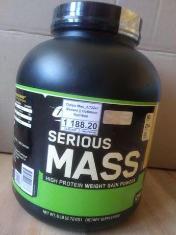 Optimum Nutrition Serious Mass 2.7 США сириус масс Гейнер