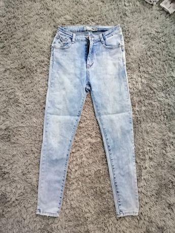 Spodnie jeansowe 38 M