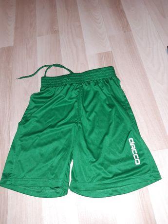 Spodenki firmy Dacco.Zielone.