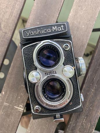 Máquina Fotográfica Yashica Mat