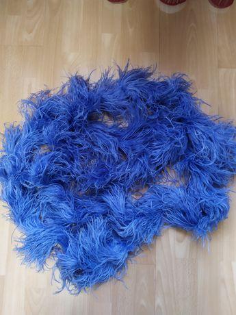 Боа лебяжий пух, страусиное перо