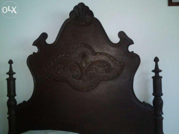 Mobília de quarto de solteiro estilo Luís XV