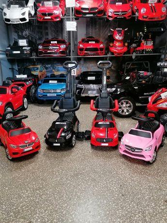 Jeździk Pchacz ala Mercedes 3w1 dla dzieci Odbiór Wysyłka