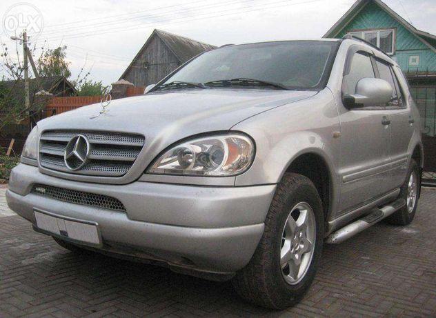 Продам Mercedes ML 320 2000 года выпуска срочно!