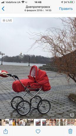 Детская коляска Hesba Condor Coupe