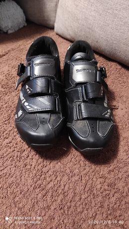 Sprzedam buty damskie rowerowe Shimano