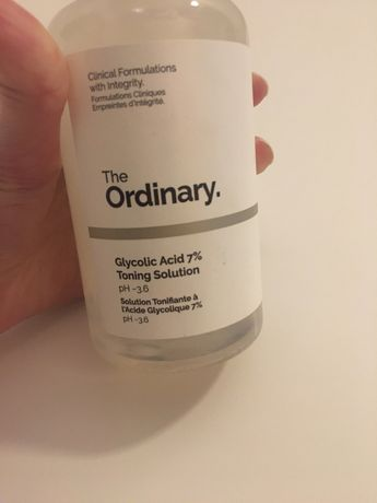 The Ordinary tonik glikolowy glycolic acid 7%