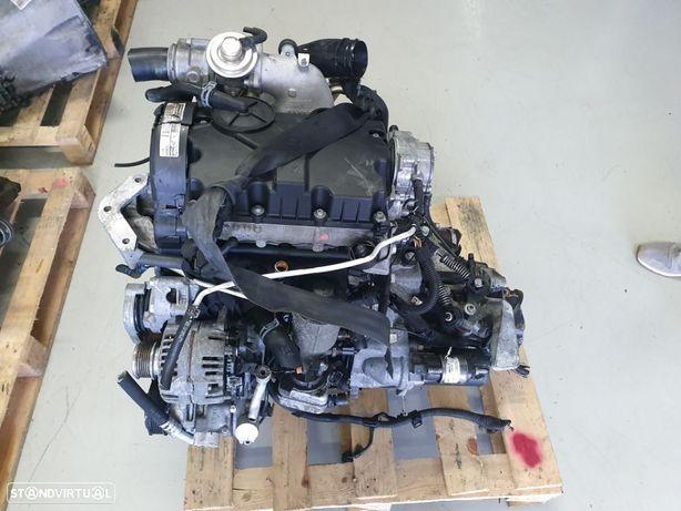 Motor Volkswagen Polo 1.4 TDI 2005 de 80cv, ref BNV