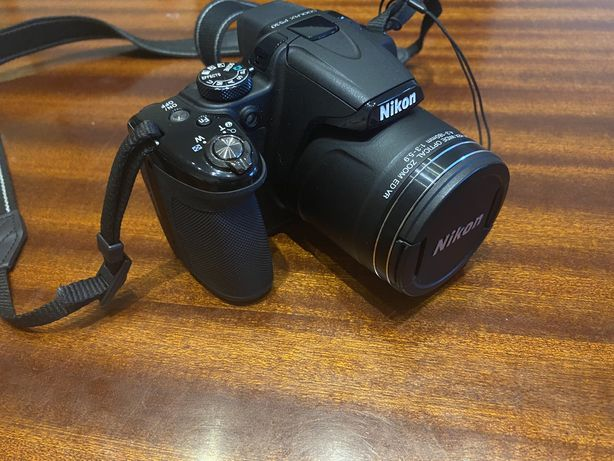 Фотоаппарат Nikon Coolpix P530 Black
