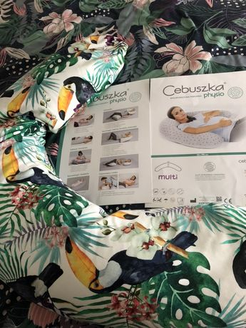 Cebuszka PHYSIO Multi Flora & Fauna tucan