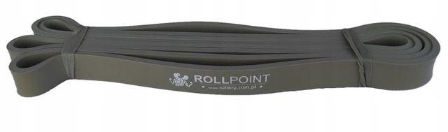 Gumy do ćwiczeń Gumy oporowe band 19mm ROLLPOINT