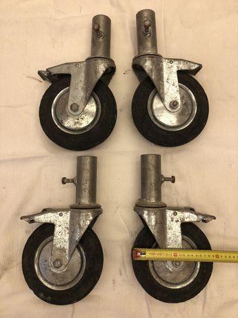 Rodas de Andaime Giratorias  c/ Travão