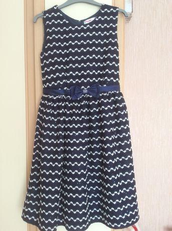 Нарядное платье для девочки 158-164