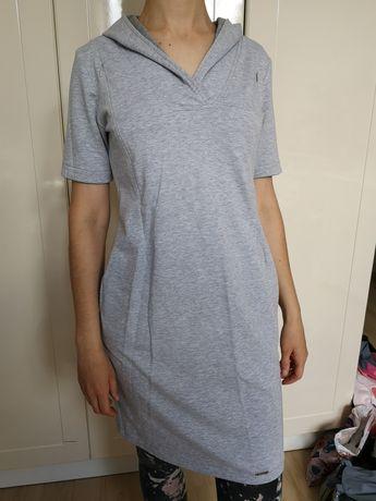 Сукня-футболка для годуючих мам Happymum