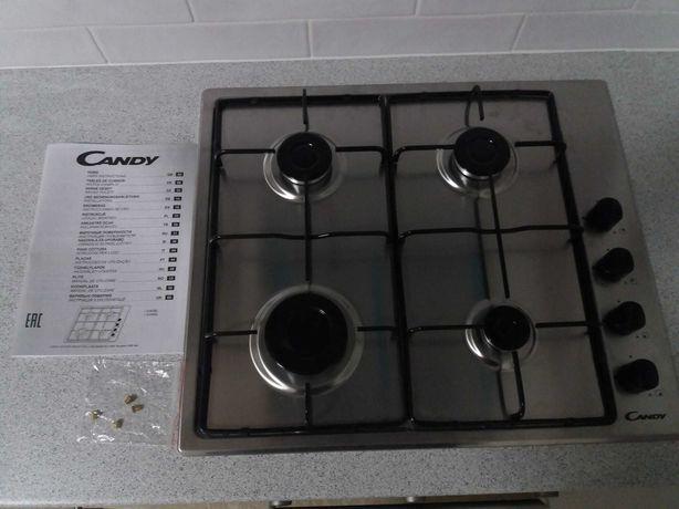 placa fogão a gás (natural ou propano/butano)