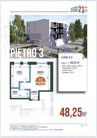 Apartamenty w Błoniu cena za metr 6690 zł