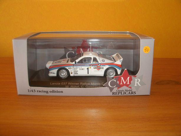 Miniatura Rali 1/43 Lancia 037 Martini
