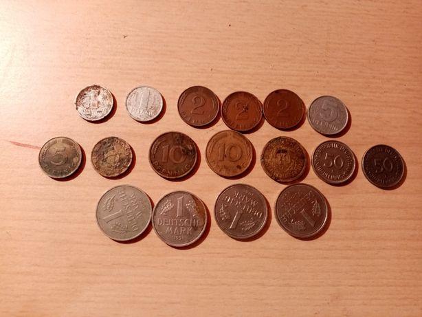Sprzedam lub zamienię stare niemieckie monety