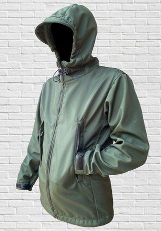 Куртка Утепленнвя мужская Soft Shell (Софт Шел)