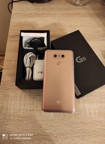 Smartfon LG G6 GOLD - sprzedam, używany, ideał.