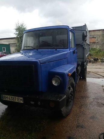 Продам ГАЗ 3307 1993 року