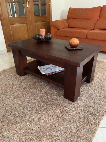 Mobilia de sala em madeira Originarte