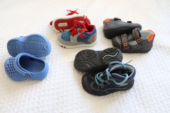 Buty chłopięce 19-20 - Superfit, Bärenschuhe, Lasocki