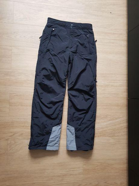 Spodnie snowboardowe r M męskie