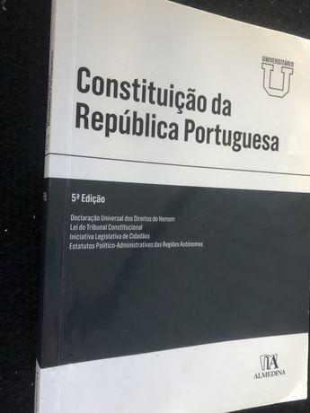 constituiçao da republica portuguesa