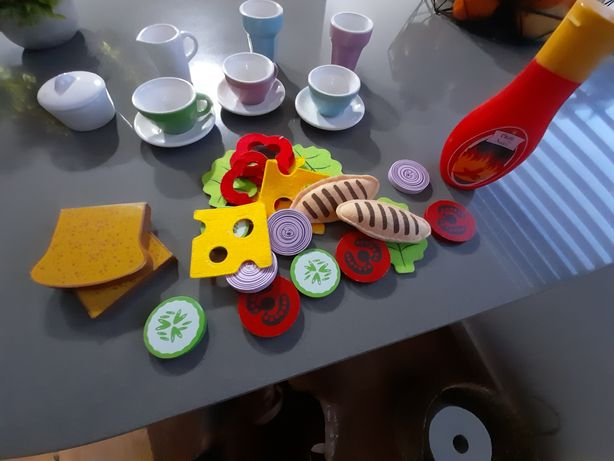 Akcesoria do kuchenki  dla dzieci