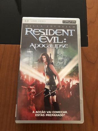 Resident Evil- apocalipse umd psp