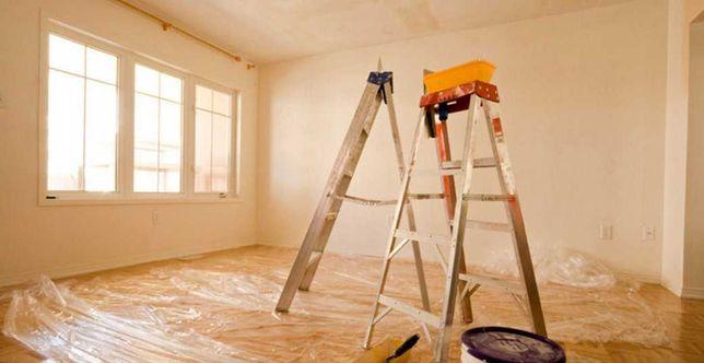 Отделочные работы: квартиры, дома, офисы.