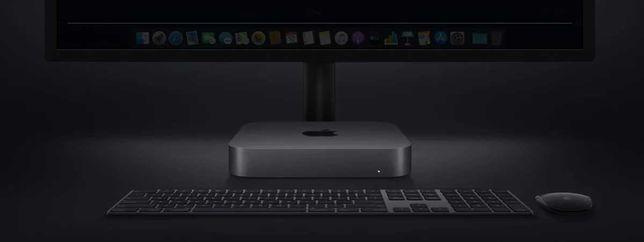 Неттоп Apple Mac Mini 2020 Space Gray (MXNF2), компьютер