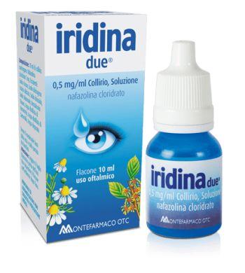 Капли Iridina due Италия, для визажистов, мастеров по ресницам