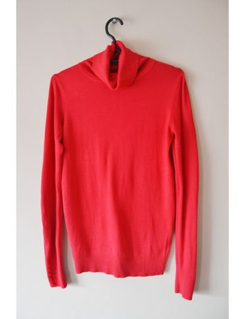 Czerwony golf takko fashion 38 M