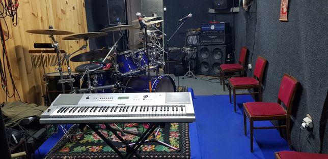 Репетиционная база, репетиционка,студия звукозаписи LAB_MUSIC_ZP