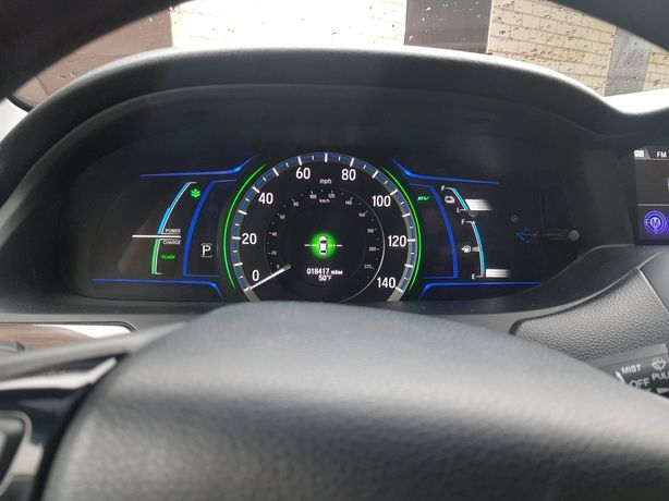 Honda Accord Hybrid EXL