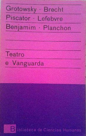 """Vendo """"Teatro e Vanguarda"""" - Biblioteca de Ciências Humanas"""