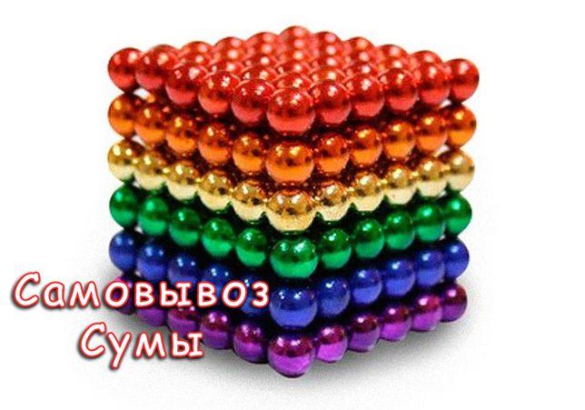 Хит продаж цветной Neocube 216 5 мм магнитный конструктор неокуб
