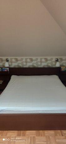 Łóżko Ikea malm 160x200 i komoda na 6 szuflad + materac GRATIS